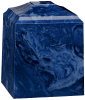 Midnight Blue Keepsake Medium Urn