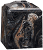 Mission Black Keepsake Medium Urn